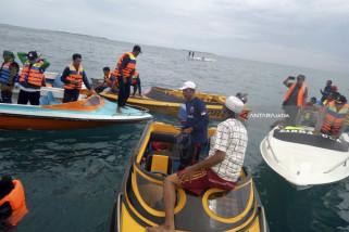 Penemuan Korban Perahu Terbalik