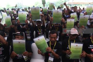 Penerima SK Perhutanan Sosial  Ubah Skema Tanaman