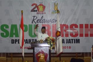 Gerindra Jatim Rapatkan bLBarisan Menangkan Gus Ipul-Puti