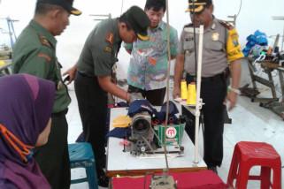 Peluru Tembus Kaca Pabrik Konveksi di Surabaya
