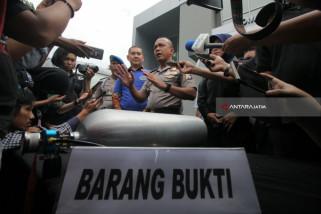 Polisi Ungkap Motif Penembakan Mobil Pejabat Pemkot Surabaya (Video)