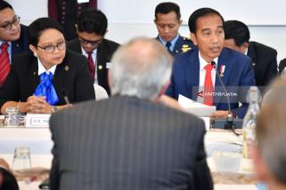 Presiden Jokowi Sampaikan Peringkat Kemudahan Investasi Indonesia Naik