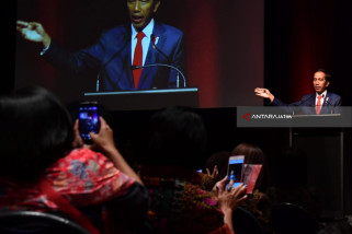 Bertemu WNI di Selandia Baru, Presiden Jokowi Ditanyai Soal Papua