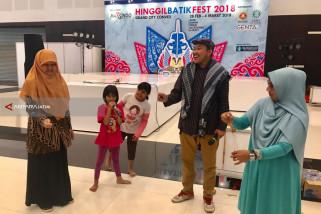 Legislator Apresiasi Pengenalan Batik di Kalangan Anak Muda Surabaya