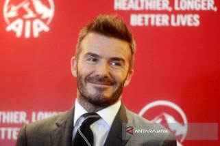 David Beckham dan Keluarga Pelesir ke Bali