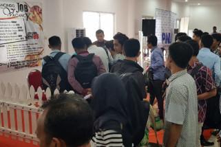 Puluhan Perusahaan Ikuti Bursa Kerja F-KAMMAI-Kemnaker