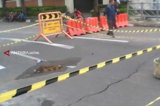 Pembangunan Jembatan Kartini Surabaya Butuh Waktu Enam Bulan