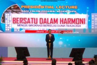 Jokowi Minta para CPNS