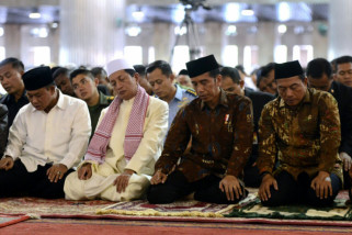 Pangeran Charles Kagumi Islam di Indonesia