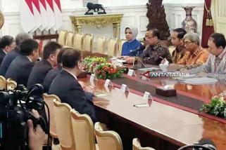 Jokowi Terima Delegasi Senat Parlemen Kazakhstan Bahas Kerja Sama (Video)