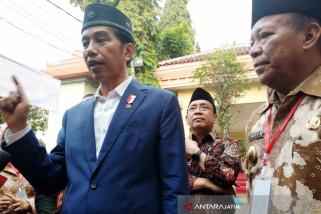 Cari Keringat Melalui Bertinju ala Jokowi