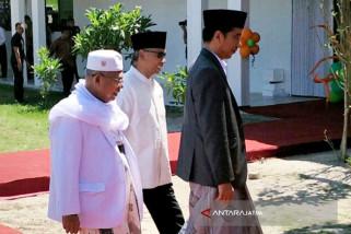 Jokowi Hadiri Peluncuran LKSM An Nawawi Serang