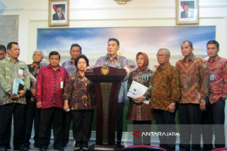 Tim Perumus KUHP Diterima Jokowi di Istana (Video)