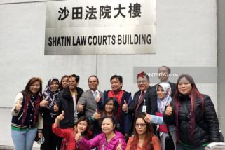 Kepulangan Percil-Yudo Dipersiapkan KJRI Hong Kong (Video)