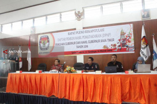 Pilkada Jatim, Jumlah Pemilih Potensial Warga Surabaya Capai  2.009.072 Orang