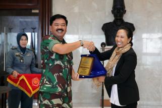Percepat Pembangunan Infrastruktur Kementerian BUMN-TNI Sinergi