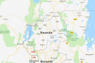 Petir Tewaskan 14 dan Lukai 140 Orang di Rwanda