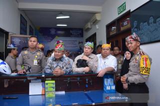 Deputi Kementerian PAN-RB Kunjungi Polres Situbondo (Video)
