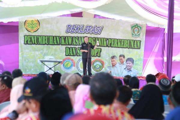 Lumajang Kembangkan Kawasan Organik Perkebunan di Kecamatan Pasrujambe
