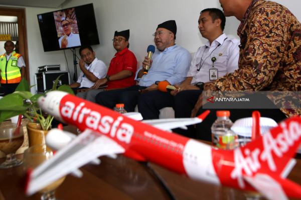 AirAsia Jajaki Pengembangan Rute Banyuwangi