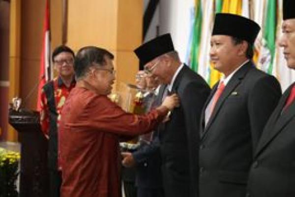 Bupati Malang Raih Penghargaan dari Presiden Jokowi