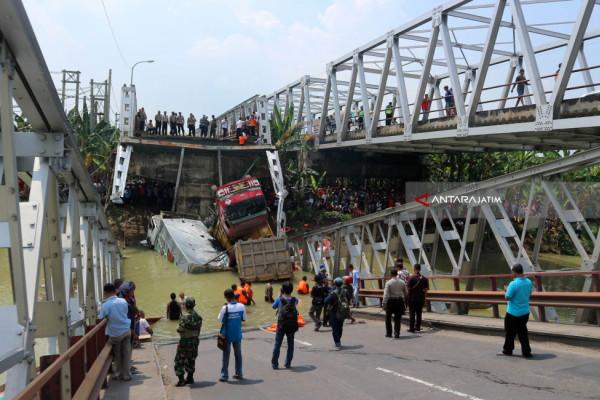 Pemprov Belum Putuskan Langkah Usai Jembatan Ambrol Hadapi Mudik