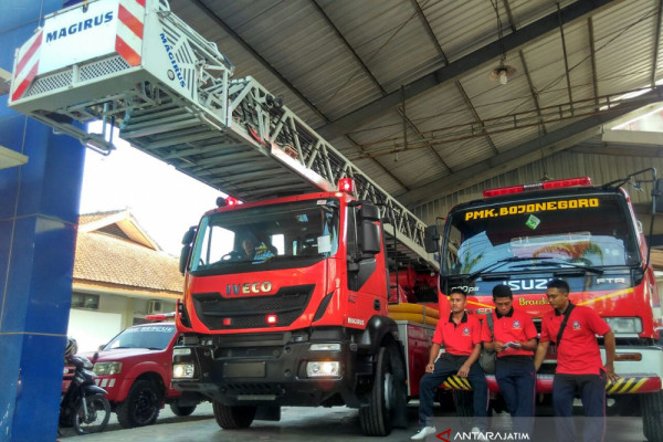 Kerugian Kebakaran di Bojonegoro Capai Rp4,3 Miliar