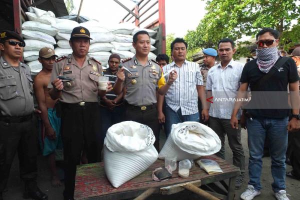 Penangkapan Sindikat Pencurian Gula