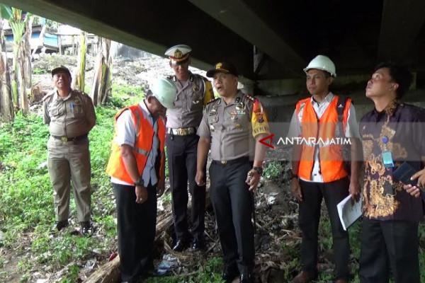 Dinas PU  Nyatakan Kondisi Jembatan di Madiun Baik