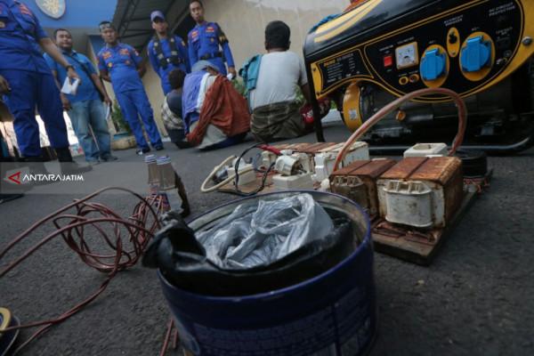 Polisi Tangkap Nelayan Madura karena Gunakan Bom