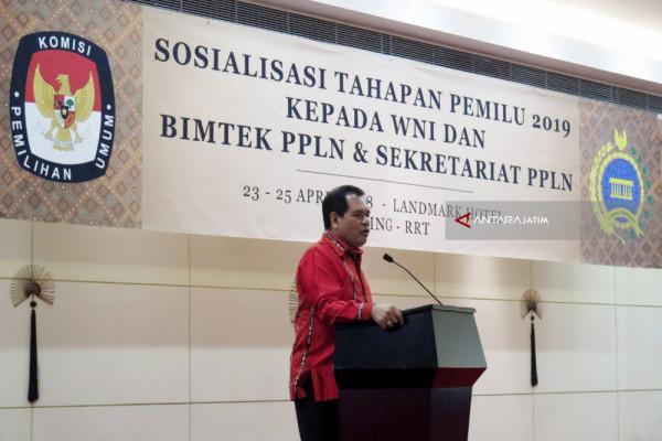 Dubes RI untuk China Awali Penugasan dengan Sosialisasi Pemilu
