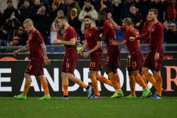 Peluang Roma ke Final Terbuka Lebar