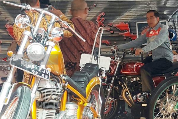 Kata Jokowi Peningkatan Ekspor Otomotif Buka Lapangan Kerja