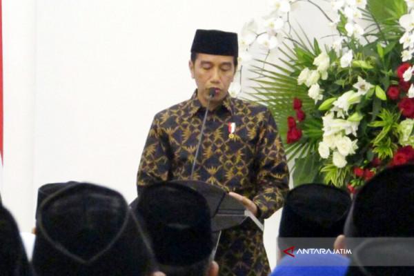 RI to Improve Leadership Among Muslim Countries: Jokowi