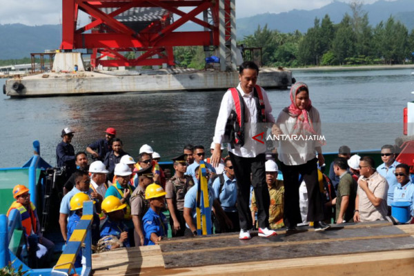 Holtekamp Bridge Vital for Papua Economy