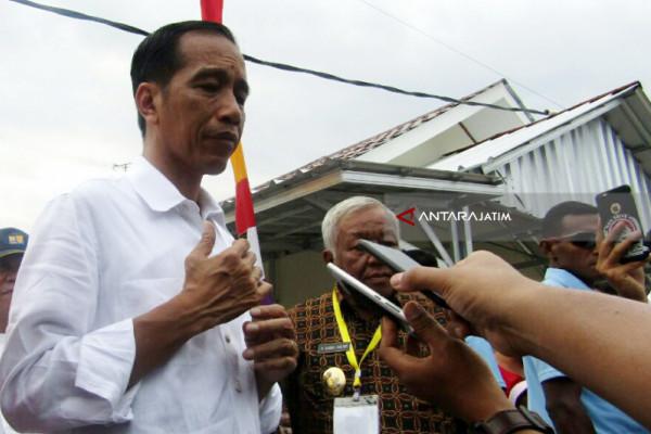 Kata Jokowi Pilih Cawapres masih Panjang