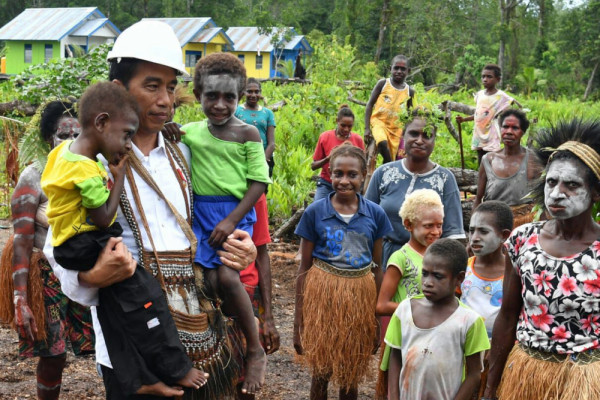Jokowi: Perpres Reforma Agraria Pekan Depan Selesai