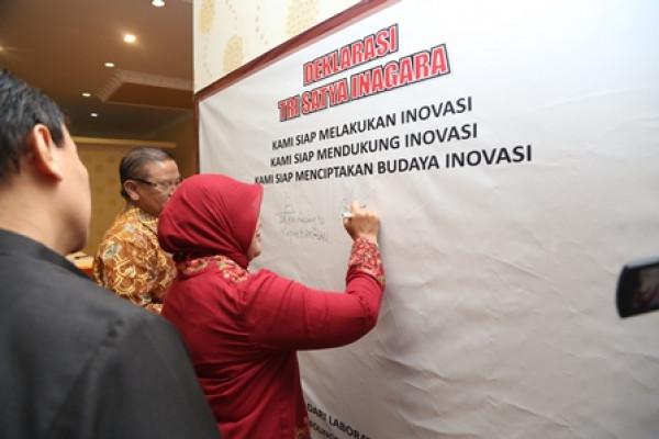 Melalui Laboratorium Inovasi, Wali kota Probolinggo Dorong Satu OPD Satu Inovasi