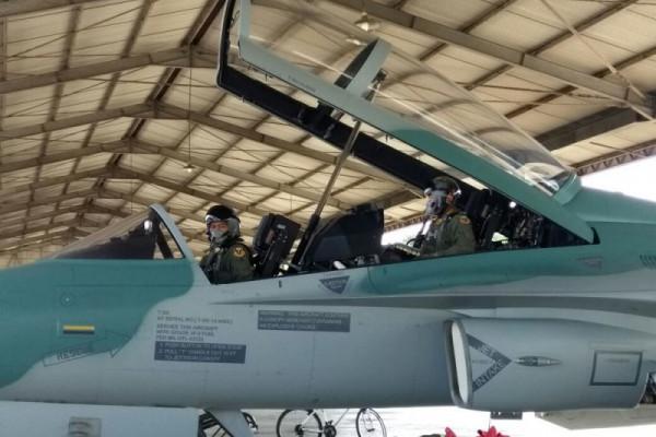 Lima Penerbang T50 Lulus Terbang Solo