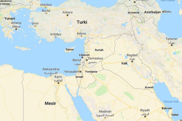 Perang Suriah adalah Perang Internasional
