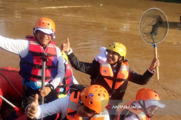 Menteri BUMN Berencana Buat Percontohan Transportasi Kali Ciliwung