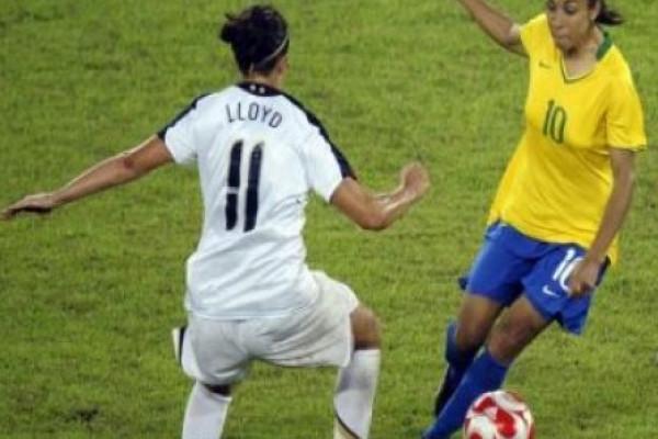 Brazil Menangi Sepak Bola Putri Copa America