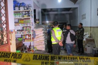 Pencuri Gasak Toko Pupuk di Kabupaten Kediri (Video)