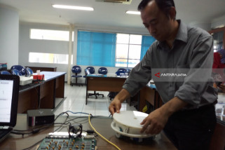 Dosen UKP Ciptakan Robot Berteknologi Neuromorfis