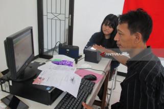 Proses Perekaman KTP Elektronik Di Kediri Dipercepat