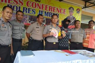 Oknum Wartawan Pemeras Ditangkap di Jember