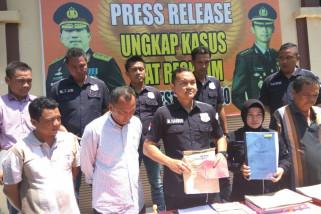 Polisi Sidoarjo Limpahkan Kasus Sarana Ketangkasan Sepeda