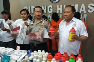 Polisi Jatim Ungkap Kasus Pembobolan Rumah-Toko