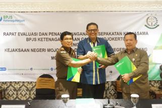 BPJS Ketenagakerjaan Mojokerto Evaluasi SKK Piutang