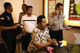 Penghina Nabi Muhammad Ditangkap Polisi di Trawas
